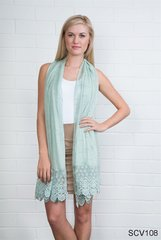 Simply Noelle Summer Lace Scarf