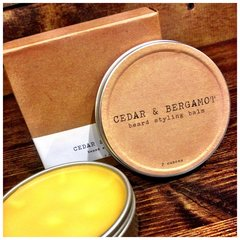 Men's Beard Balm 2 oz