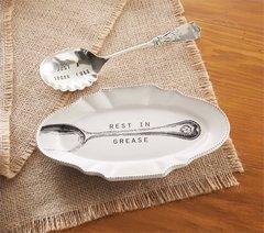 Mud Pie ~ Circa Spoon Rest Set