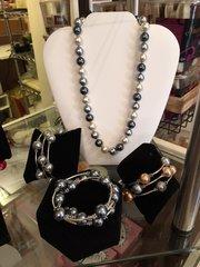 Sea Lily Wrap Bracelet ~ Fall