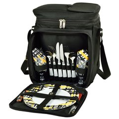 Picnic at Ascot ~ Equipped Picnic Cooler For Two