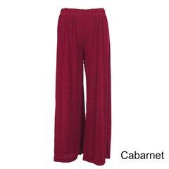 Slinky Travel Pants ~ Reds/Pinks