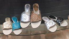 Lunnah Bella Wedge Sandals (slip on) ~ Summer Sandal SALE
