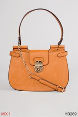 "Simply Noelle She's A Boss ""ShoulderBag"" (Brown only)"
