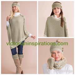 Watson Button Wrap (Adult) by Simply Noelle