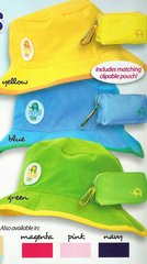 Floppy Tops ~ Kid's reversible hats (Sun or Rain)