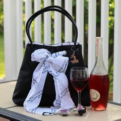 VivaJennz Wine Purse ~ Elite ~ Life with Attitude