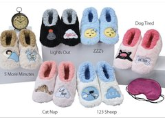 Snoozies for Ladies ~ Sleeptime
