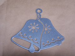 Two Bells Ornament