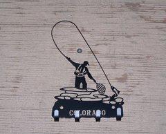 Fly Fisherman 4 Key Hook