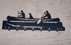 Canoeing 7 Key Hook