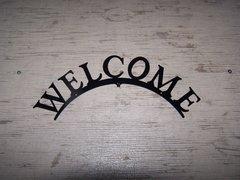 Welcome Hanger