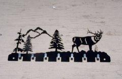 Elk 7 Key Hook