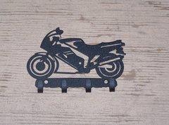 Motorcycle 4 Key Hook