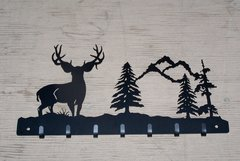Deer 7 Key Hook