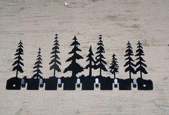 Nine Trees 7 Key Hook