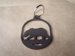 "2"" Bear Key Ring"