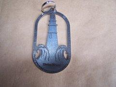 Lighthouse Key Ring