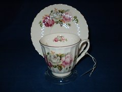 Rose Tea Cup Royal Patrician