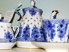 Bridemaid Teapot