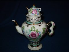 Light Day Samovar teapot