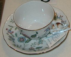 Buckingham Cup and saucer