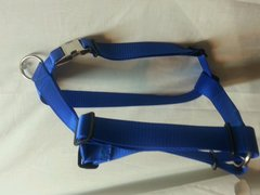 Adjustable 1.5 Dog Harness Metal Side Release Buckle Bulldog Strong