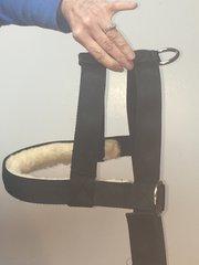 1.5 Webbing Pulling Dog Harness Lined