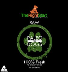 Paleo For Dogs 1kg packs @ 12 IntroPack*Trial Pack For Beginners*