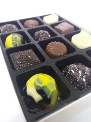 Mixed Selection of Chocolates - Box of 12