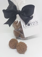 Orange Flavour Milk Chocolate Truffles - 120g