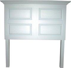 4 Panel Door Headboard