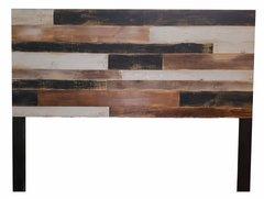 King Size Pallet Wood Headboard