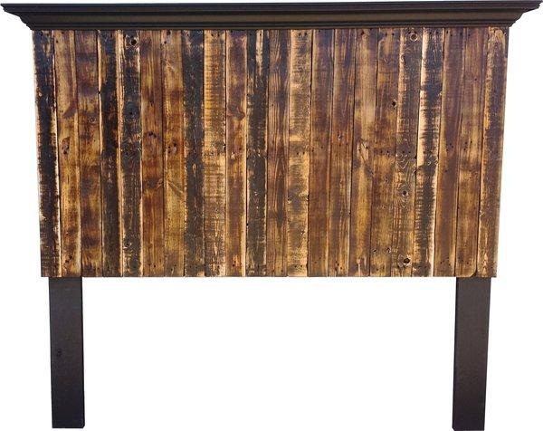 Pallet Wood Headboards Vintage Headboards Door