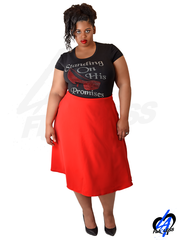 Swing Skirt (Plus Size)