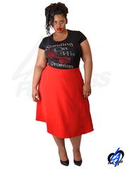 Swing Skirt (Plus Size)