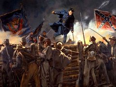 Medal Of Honor Petersburg By Don Troiani
