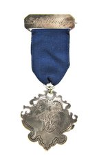 Civil War Identified Officer's Service Medal of Lt. Alexander Gardner 88th PA Infantry