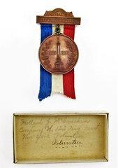 Identified New York Gettysburg Medal
