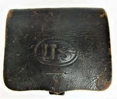 Model 1864 .58 Caliber Cartridge Box