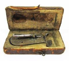 Spring Lancet Civil War Era Bleeder Device