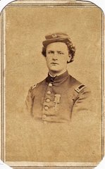 Quartermaster William A. Hoyt, 2nd Regiment PRVC