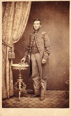 First Lieutenant John G. Rohn, Company C & K, 12th PRVC