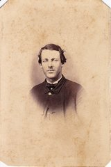 Corporal John Dumble, Company E, 3rd New Jersey Infantry