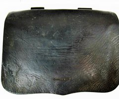 Civil War Artillery Gunners Pouch