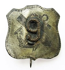 9th Army Corps Badge