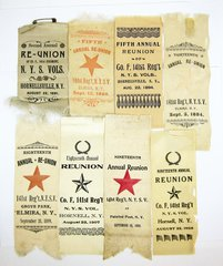 141st Regiment New York Ribbons