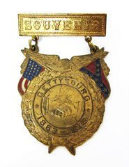 Gettysburg 50th Reunion Souvenir
