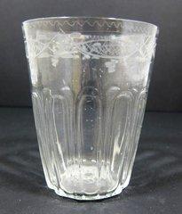 Revolutionary War Era Drinking Glass