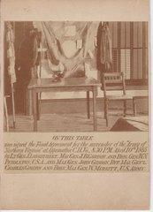 Albumen Surrender At Appomattox